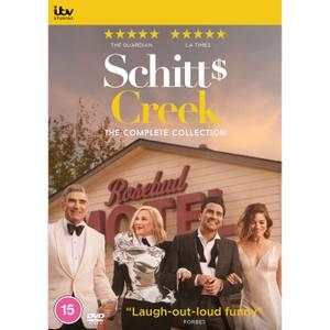 Schitt's Creek: Series 1-6