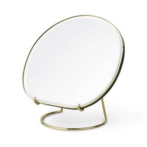 Ferm Living Pond Table Mirror - Brass