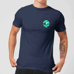 Sea Of Thieves 2nd Anniversary Pocket Men's T-Shirt - Navy