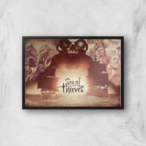 Sea Of Thieves 2nd Anniversary Giclee Art Print