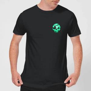 Sea Of Thieves 2nd Anniversary Pocket Men's T-Shirt - Black