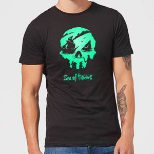 Sea Of Thieves 2nd Anniversary Logo Men's T-Shirt - Black