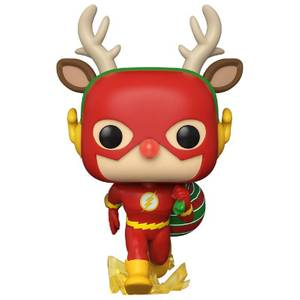 DC Comics Holiday Rudolph Flash Pop! Vinyl Figur
