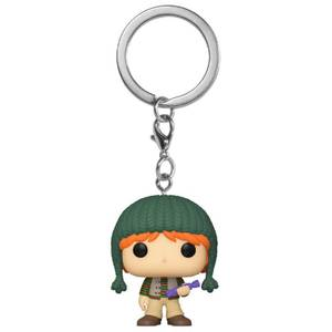 Harry Potter Holiday Ron Weasley Pop! Keychain