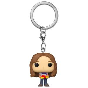 Harry Potter Holiday Hermoine Granger Pop! Keychain
