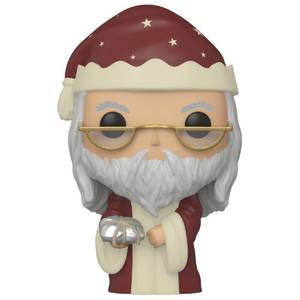 Harry Potter Holiday Albus Dumbledore Funko Pop! Vinyl