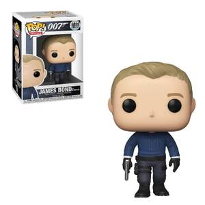 James Bond No Time To Die James Bond Pop! Vinyl Figure