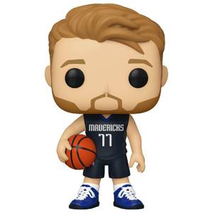 NBA Mavericks Luka Doncic Alternate Funko Pop! Vinyl