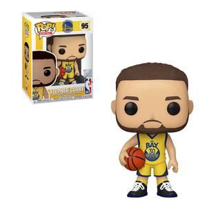 NBA Golden Warriors Steph Curry Alternate Funko Pop! Vinyl