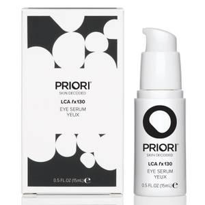 PRIORI Skincare LCA fx130 Eye Serum 15ml