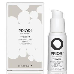 PRIORI Skincare TTC fx330 Tightening Eye Serum 15ml