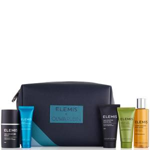Elemis Limited Edition Olivia Rubin Travel Collection Gift Set for Him