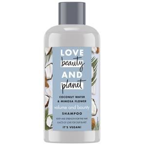 Love Beauty & Planet Shampoo volume & bounty