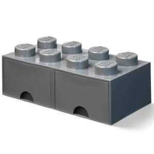 LEGO Storage Drawer 8 - Dark Grey