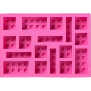 LEGO Ice Cube Tray - Pink