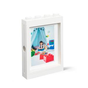 LEGO Picture Frame - White