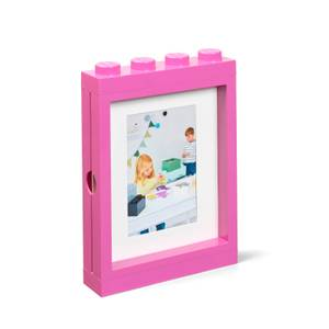 LEGO Picture Frame - Pink