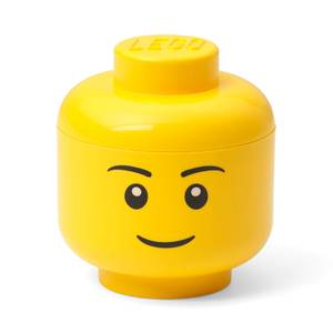 LEGO Storage Mini Head - Boy