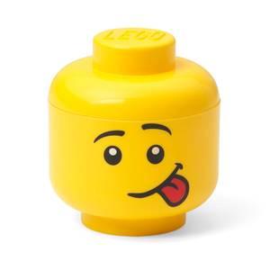 LEGO Storage Mini Head - Silly