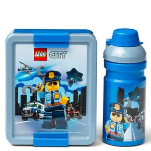LEGO Storage City Lunch Box Set