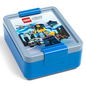 LEGO Storage City Lunch Box