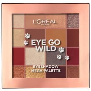 L'Oréal Paris Eye Go Wild Eyeshadow Palette