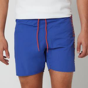 Napapijri Men's Victor Side Logo Swimshorts - Ultramarine Blue