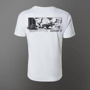 T-shirt Star Wars Stormtrooper - Blanc - Unisexe