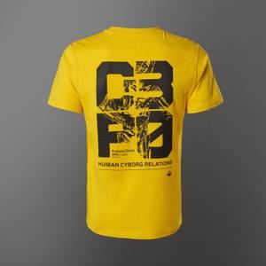 T-shirt Star Wars C3-P0 - Jaune - Unisexe