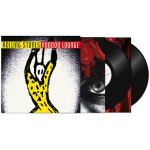 The Rolling Stones - Voodoo Lounge 2LP