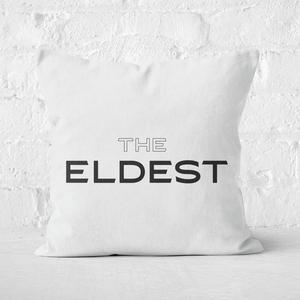 The Eldest Square Cushion