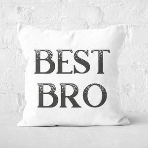 Best Bro Square Cushion