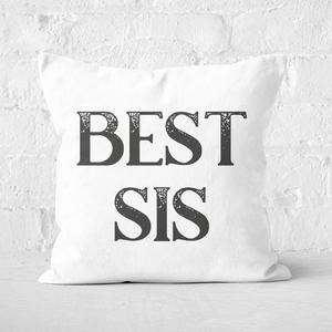 Best Sis Square Cushion