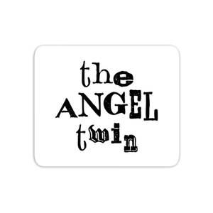The Angel Twin Mouse Mat