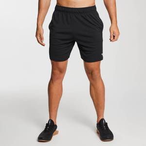 Pantalón Corto Essential Lightweight Jersey Training - Negro