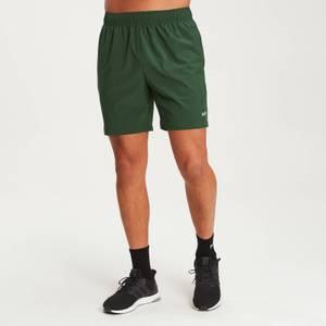 Essential Lightweight Woven Training Shorts - Hunter Green