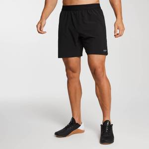Men's Essentials Training Shorts- Black