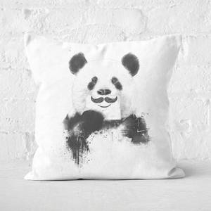 Funny Panda Cushion Square Cushion