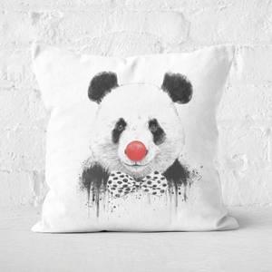 Clown Panda Cushion Square Cushion