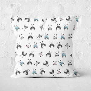 Panda Pattern Cushion Square Cushion