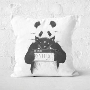 Bad Panda Cushion Square Cushion