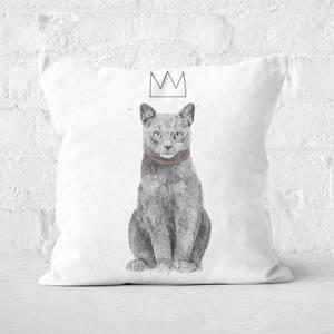 King Of Everything Cushion Square Cushion