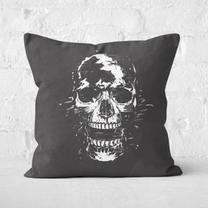 Scream Black & White Cushion Square Cushion