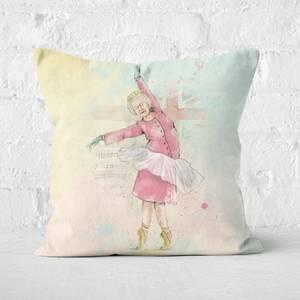 Dancing Queen Cushion Square Cushion