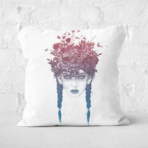 Alternative Summer Queen Cushion Square Cushion