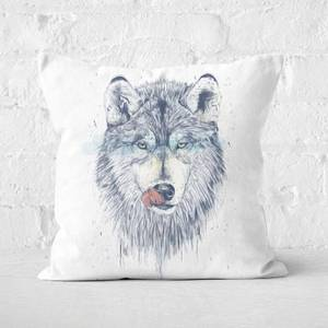 Dinner Time Cushion Square Cushion