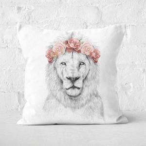 Festival Lion Cushion Square Cushion