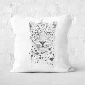 Lovely Leopard Cushion Square Cushion