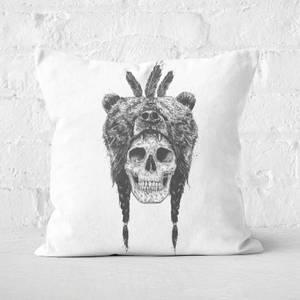 Dead Shaman Cushion Square Cushion