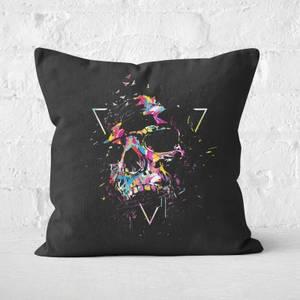 Skull X Cushion Square Cushion